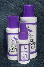 Pure Refined Emu Oil